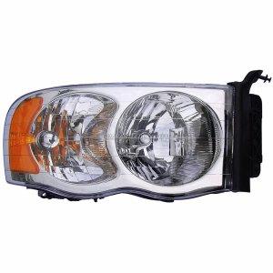 2002 Dodge Ram Trucks Headlight Assembly Right Passenger