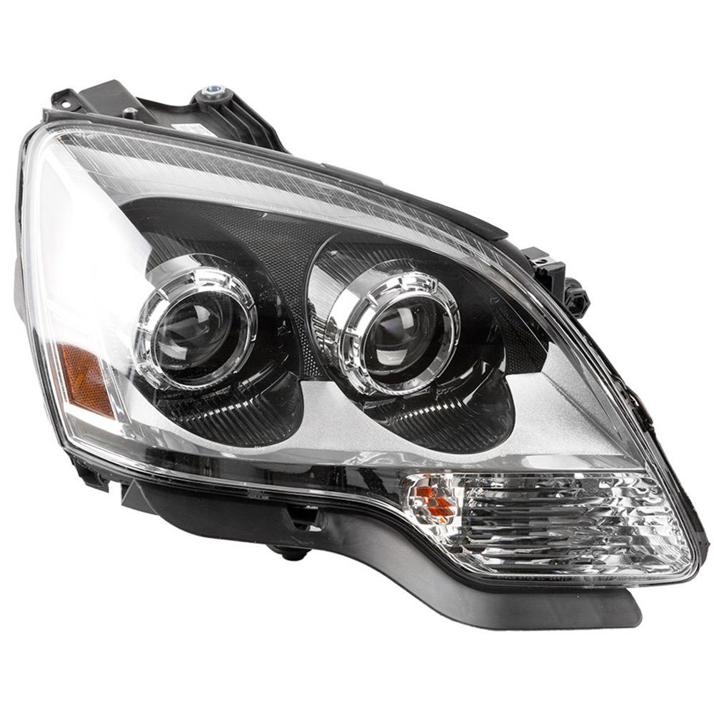 2000 Acura Tl Headlights Assembly Headlight Diagram