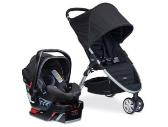 Best Britax B-Agile and B-Safe Travel System