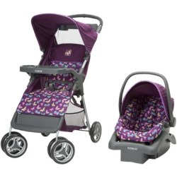 Cosco Lift & Stroll Travel System Review