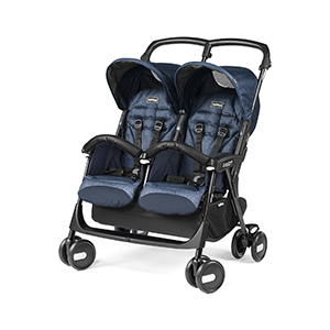 Peg Perego Book for Two Baby Stroller Review