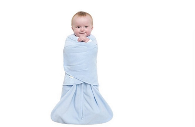 Fleece Baby Wrap