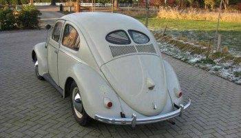 1952 VW Beetle Split Deluxe - Buy Classic Volks