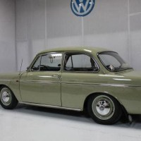 1963 VW Notchback