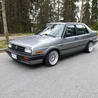 1990 VW Jetta MK2 8V For Sale