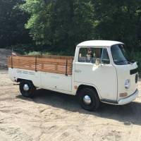 1969 VW Bus Type 2 Pickup Truck