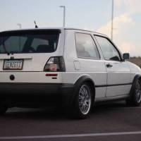 1991 Volkswagen GTI Golf MK2