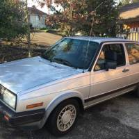 One Owner 1986 VW GTI For Sale