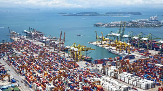 AI port terminal - container shipping operations - BuyCo