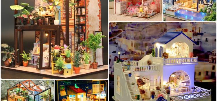 Игрушечные домики и комнаты Taobao – 15.05