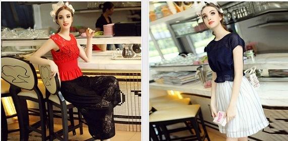 Магазины Taobao: Женская одежда для лета — 09.06.15