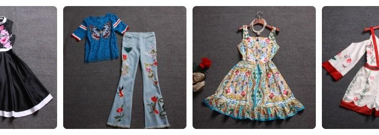 Красочные платья на Taobao – 08.08.16