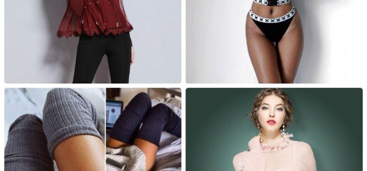 Магазины женской одежды на Taobao