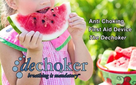 Anti Choking Device - The Dechoker