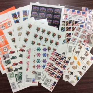 Usable Forever® Stamp Lot ($511 50 Face Value)
