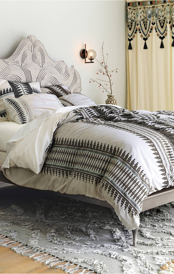 Anthropologie Gaeta Bedding
