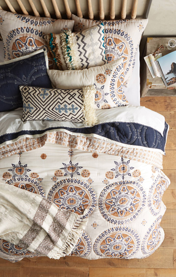 Anthropologie Otsu Quilt