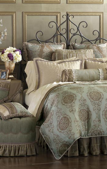Eastern Accents Marbella Bedding