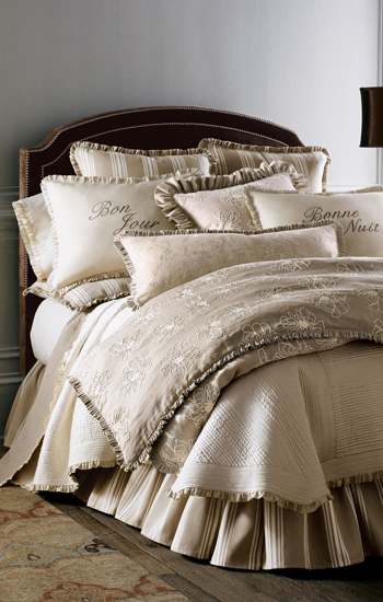 French Laundry Bedding Maxine
