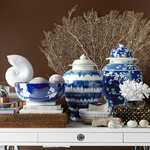 Coastal Decor | Ceramic Shells