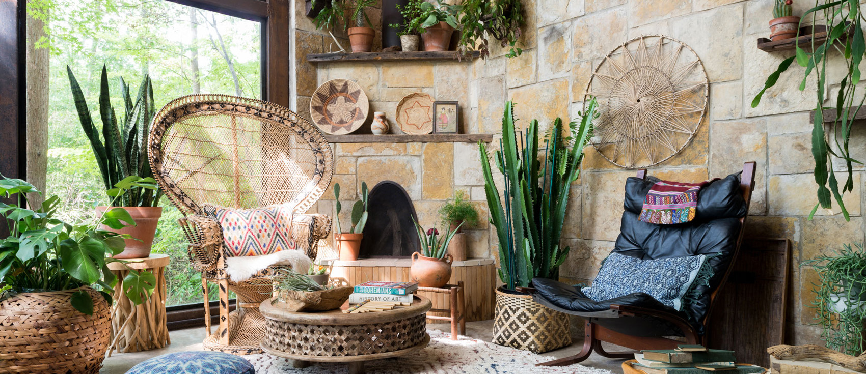 Bohemian decor boho decorating ideas buyer select for Decorate my photo