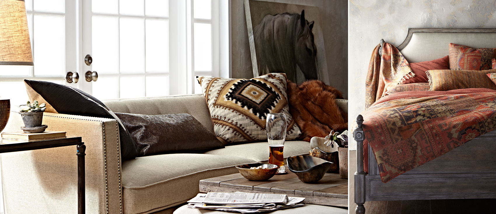 Modern Rustic Decor For The Home Rustic Furniture
