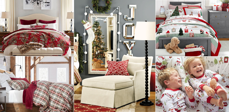 Christmas Bedding | Holiday Bedding Sets