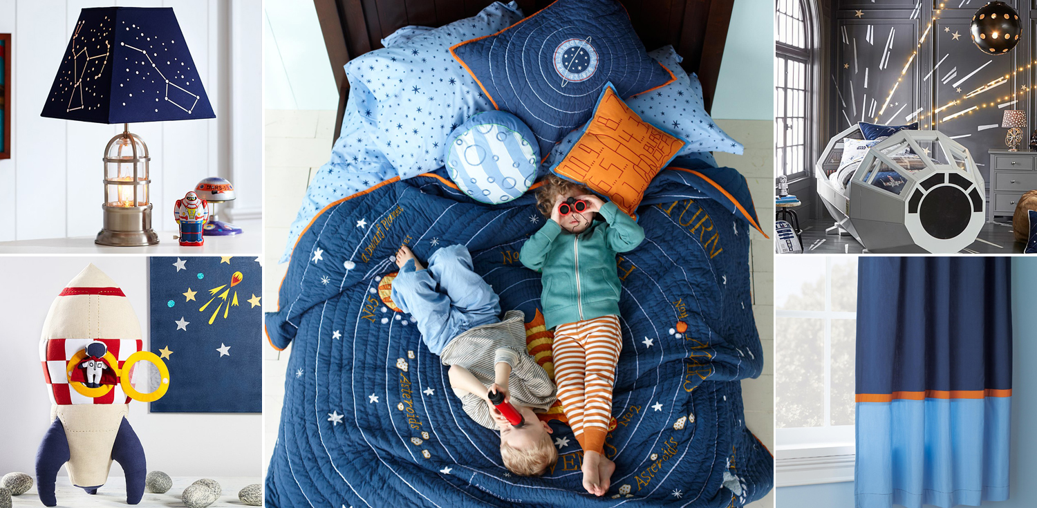 Outer Space Bedroom. Outer Space Bedroom   Solar System  Planets   Rocket Bedding   Decor