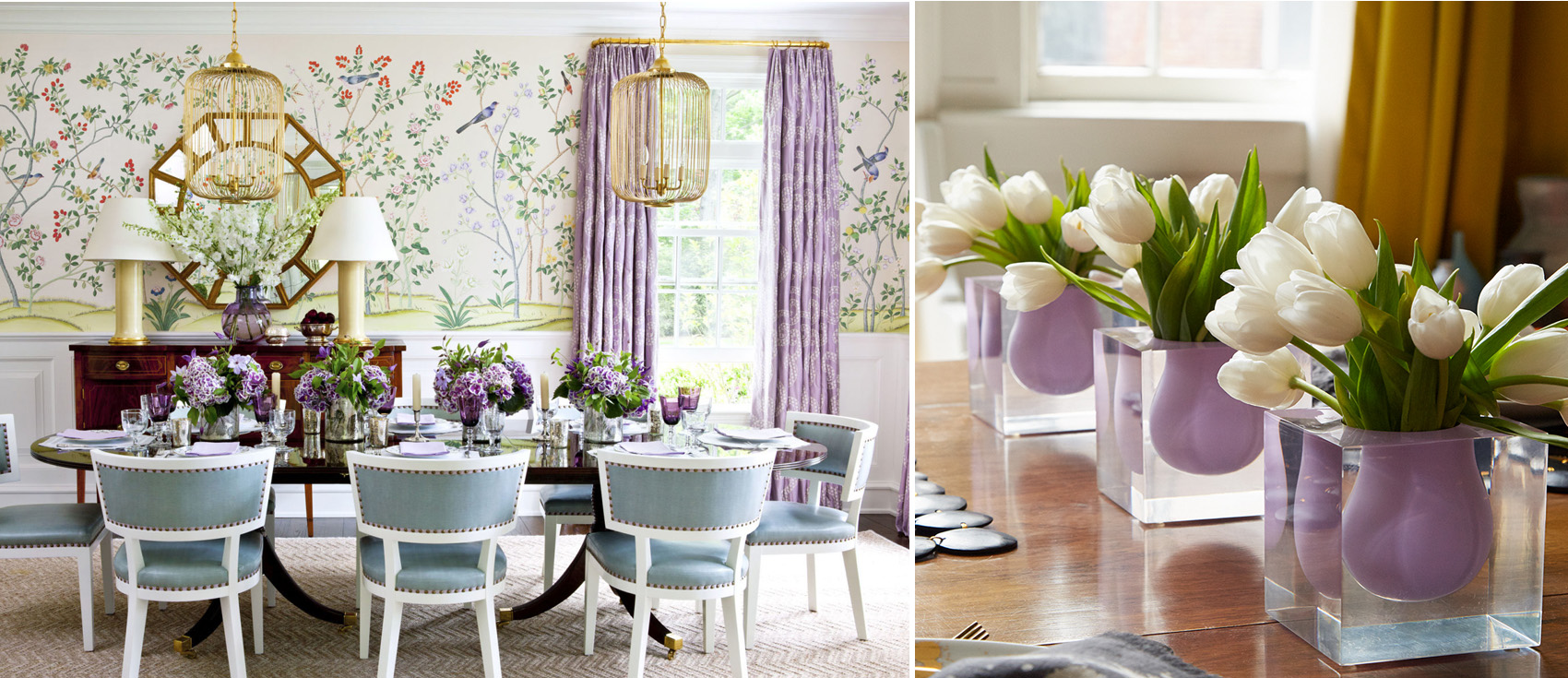 Purple Decor | Decorating With Purple Part 61