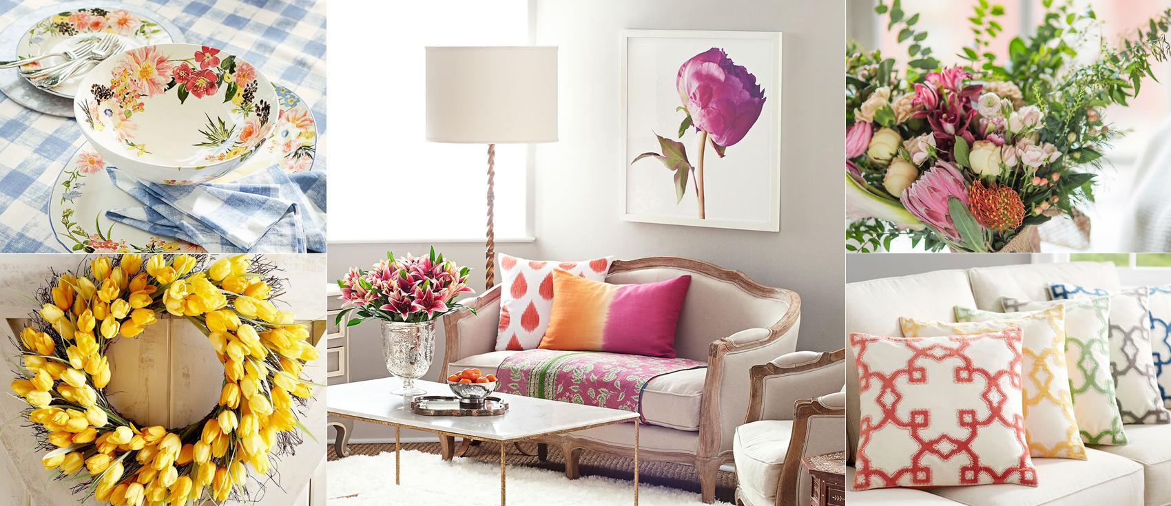 Spring Decor Spring Decor  Spring Decorating Tips & Ideas  Buyer Select
