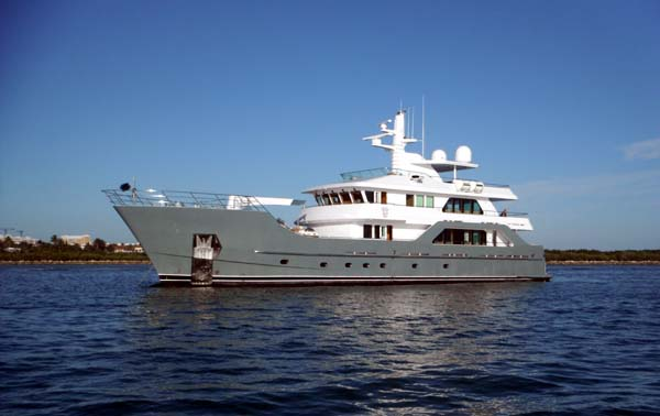 New Construction Inace 120 Aft House Explorer Yacht
