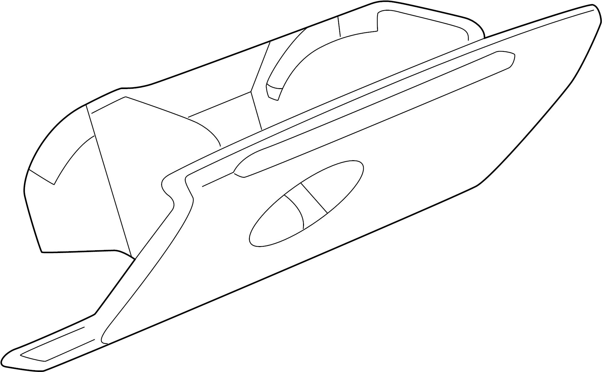 Buick Regal Glove Box Neutral