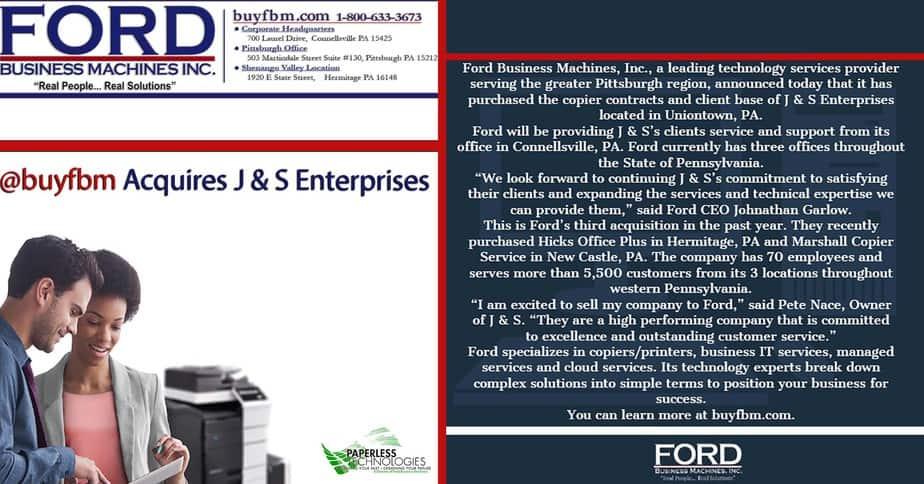 Ford-Business-Machines_acquires_j&s_enterprises