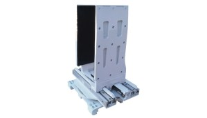 Forklift Attachments Multi-Purpose Clamp For Forklift