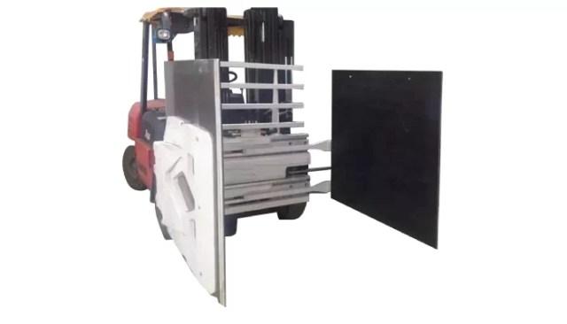Carton Clamp for Forklift Truck, Forklift Attachment Carton Clamp, Carton Handler.
