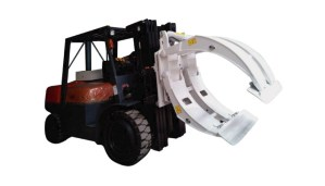 Material Handling Equipment Forklift Paper Roll Clamp