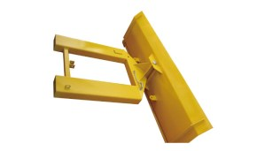SPE-13.5 forklift snow plough removal plow