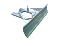 Type PXLE forklift snow plough attachment