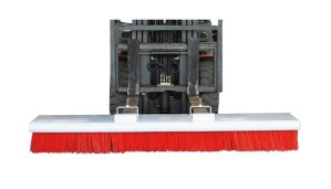 Type SW24-11forklift lightweight brush sweeper for sale
