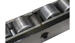 WF series forklift slip-sheets wheel roller forks