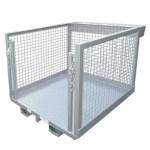 WP-OP series forklift good cage for sale