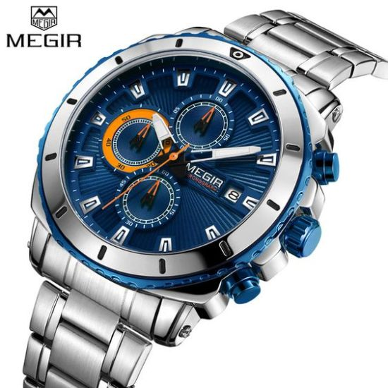 megir watch megir watche review