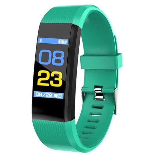 smartwatch blood pressure bangwei light blue