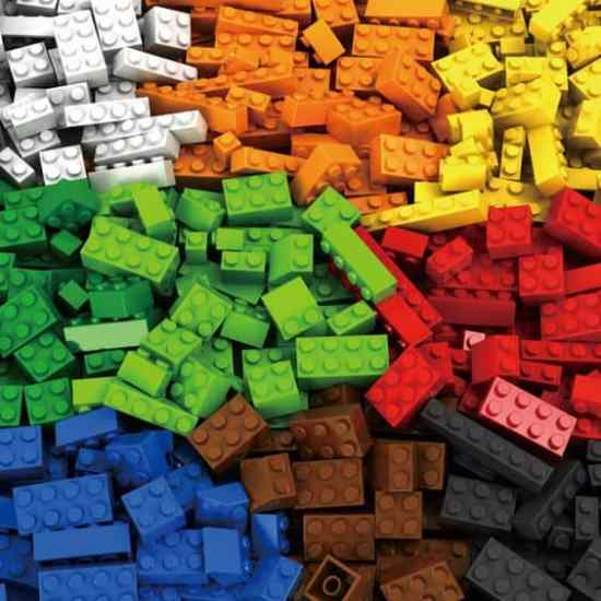 1000 Pcs Building Blocks Legoings