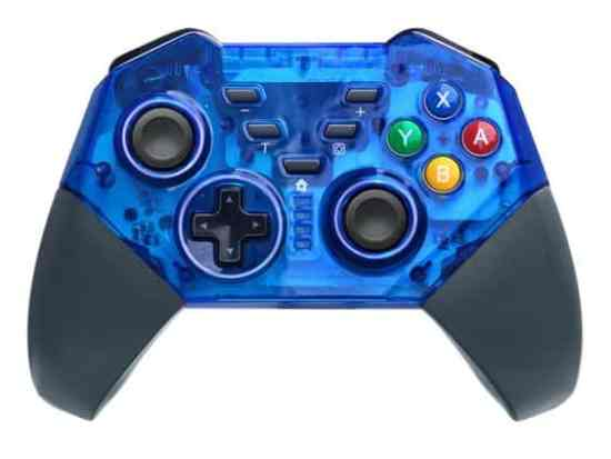 controller for nintendo black-blue