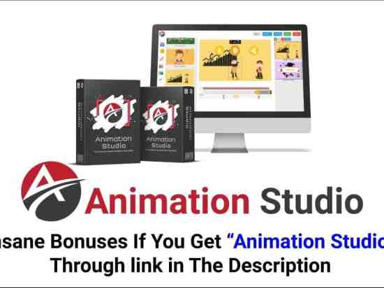 animation video deluxe software