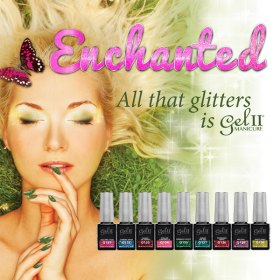 Gel II Enchanted Colors Collection