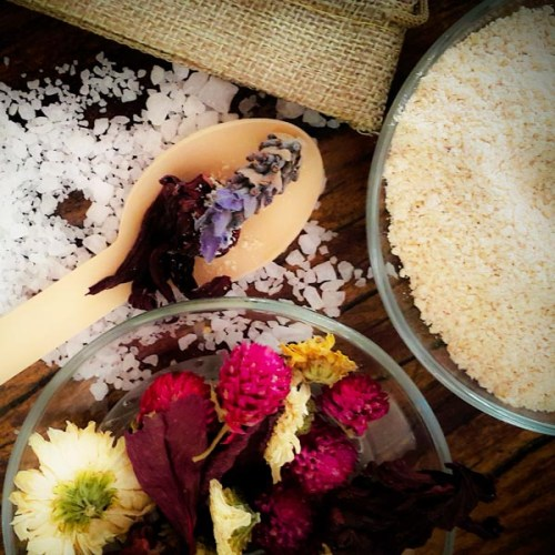 Goddess Bath Milk Soak