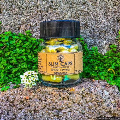 Herbology SLIM Caps