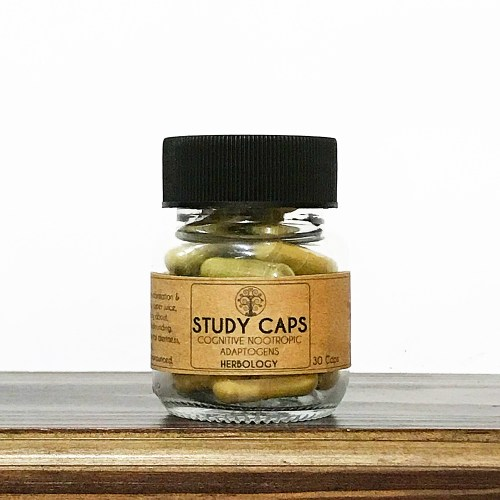 Study Caps | HERBOLOGY